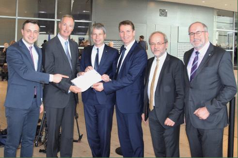 Digitale Infrastruktur in Südwestfalen – CDU-Abgeordnete setzen sich für 5G-Bewerbung ein